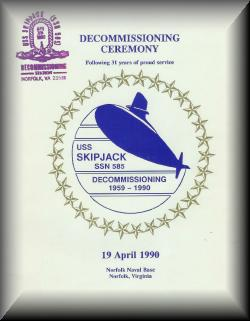 Decommissioning Program Front Cover