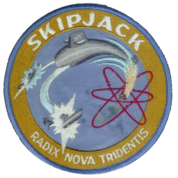Original Skipjack Patch