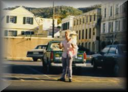 Mike Stroud lost in St. Croix in 1988